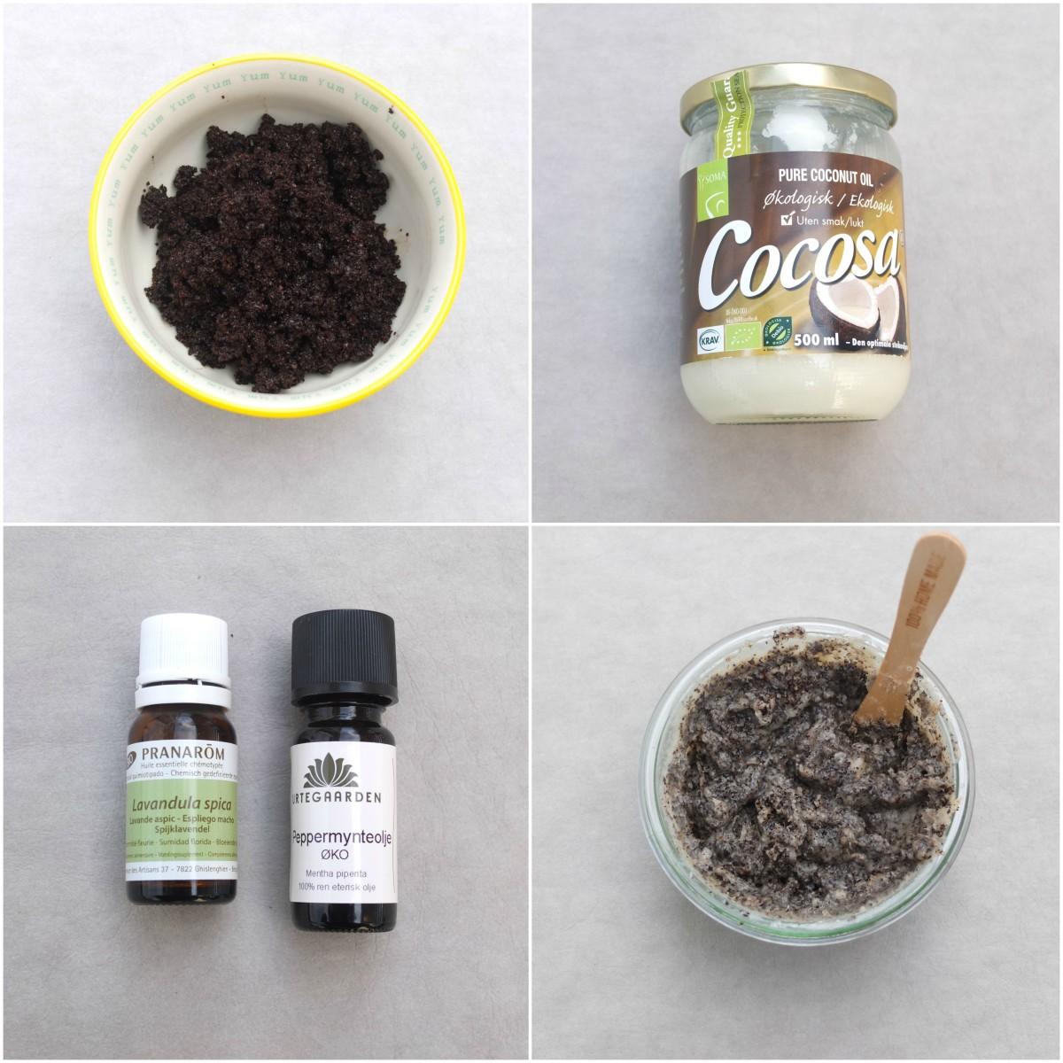 Er det koffein i kaffe ekstrakt Grønn kaffe økologisk